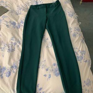 Express High Waisted Skinny Dress Pants